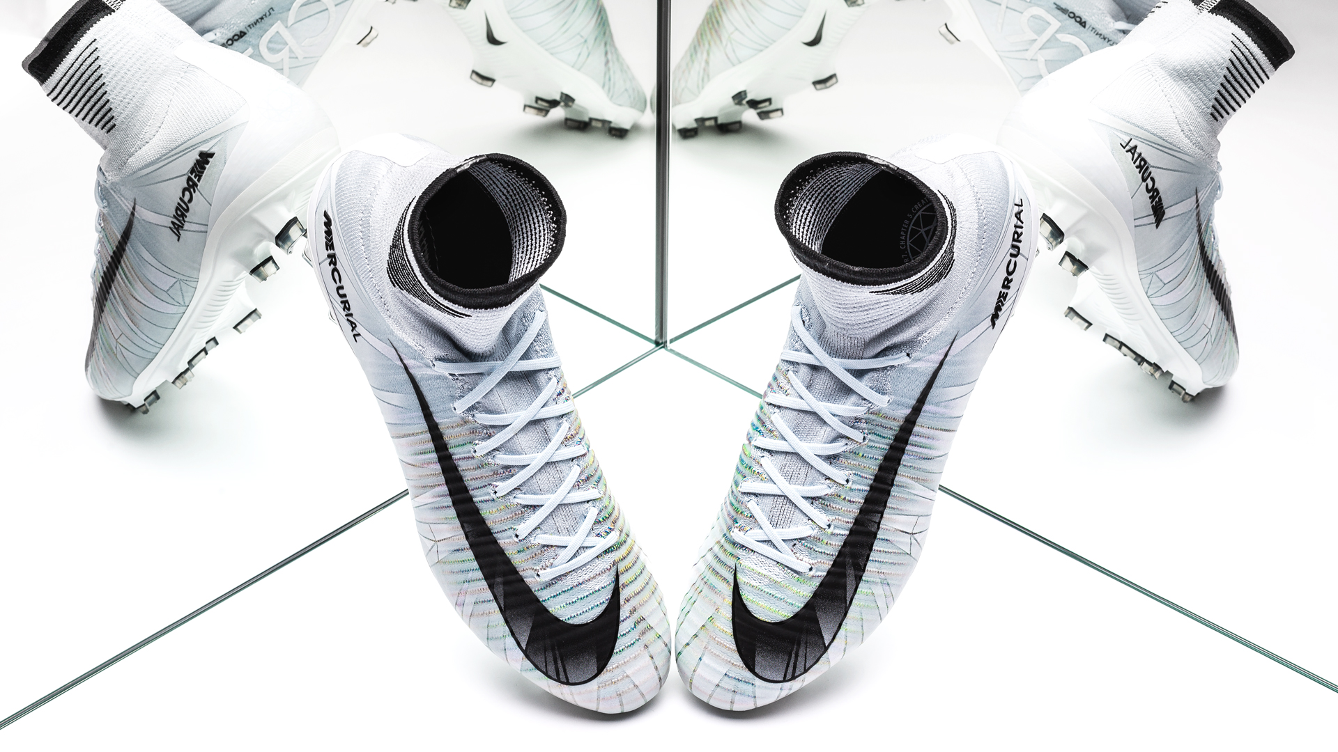 Erlebe die neuen Nike CR7 Chapter 5 Fußballschuhe  