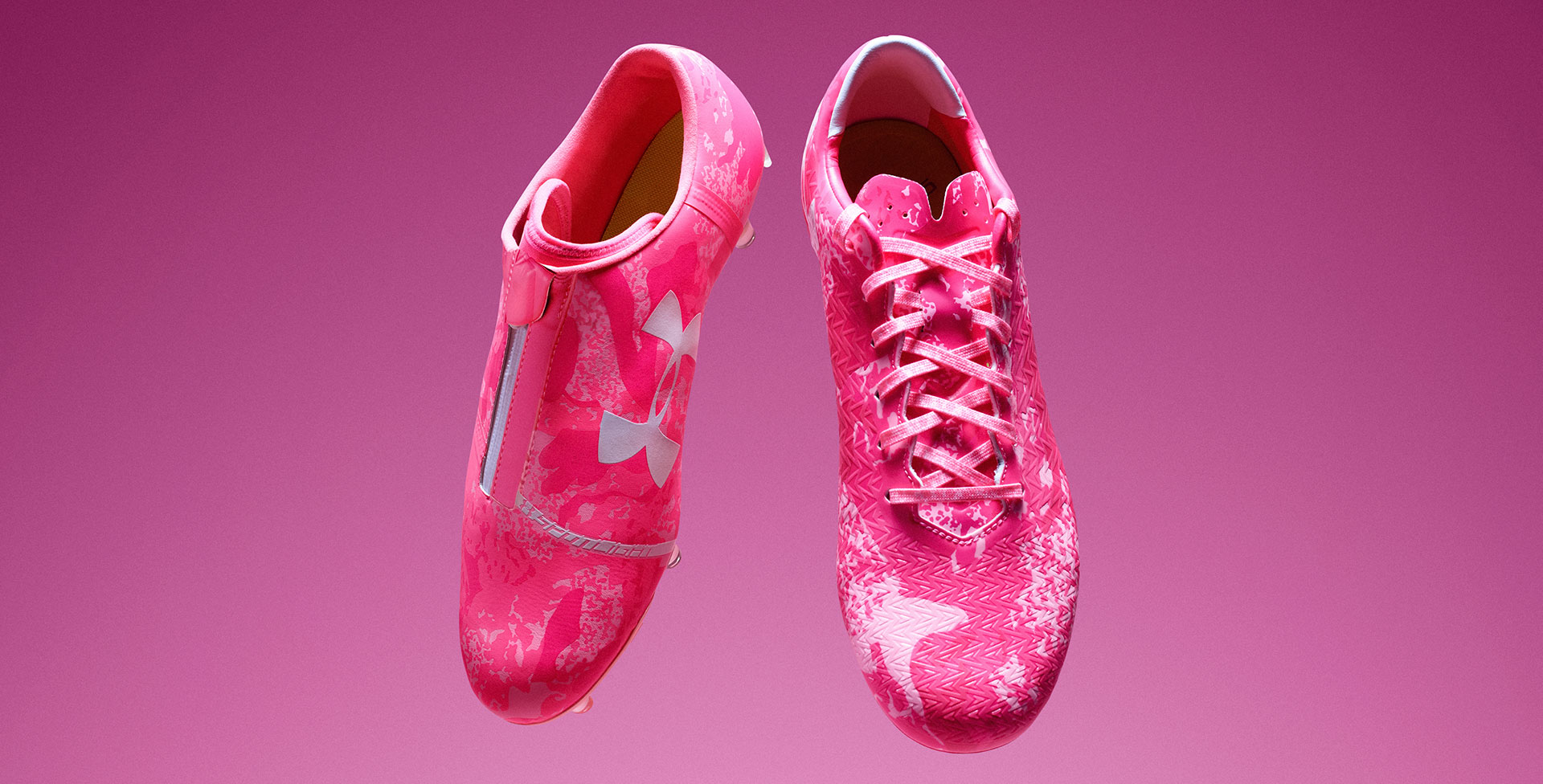 c298d0c3531b Under Armour releases  Power in Pink  boots