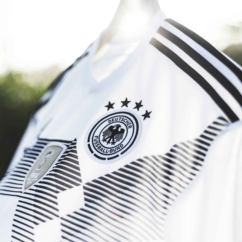 adidas lanserer ny Tyskland drakt |