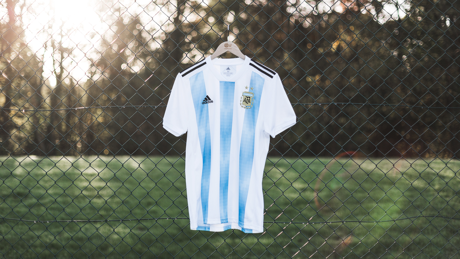 03baeecb89697a Meet the Argentina shirt for the 2018 World Cup