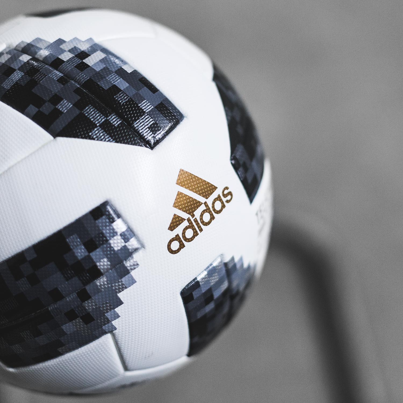 e30b1b2f769 adidas onthult de Telstar 18 voor het WK 2018