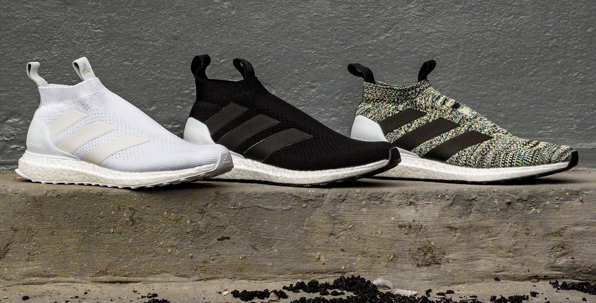 0e0cf6a7e4416 Trois nouveaux coloris pour les adidas A16+ UltraBoost