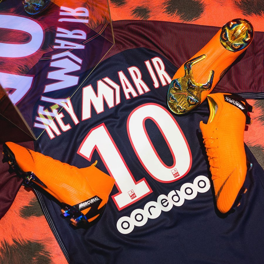 6dcdf97f66e See the new Limited Edition Mercurial PSG shirts