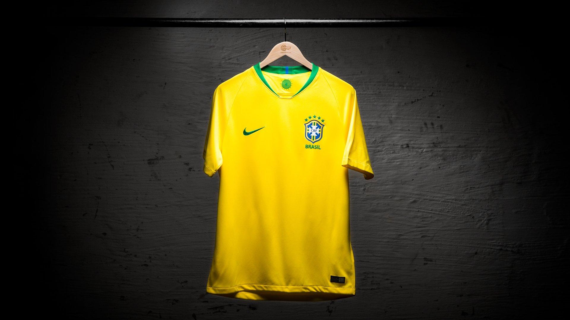 Gum Sunny mechanical  Nike launches new Home Shirt for Neymar Jr. & Co.