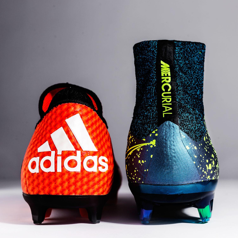 Adidas Primeknit vs. Nike Flyknit Kampen om de strikkete