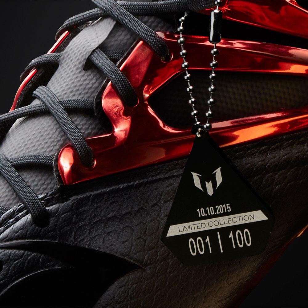 Adidas lanserer en utrolig eksklusiv Messi 1010 fotballsko |