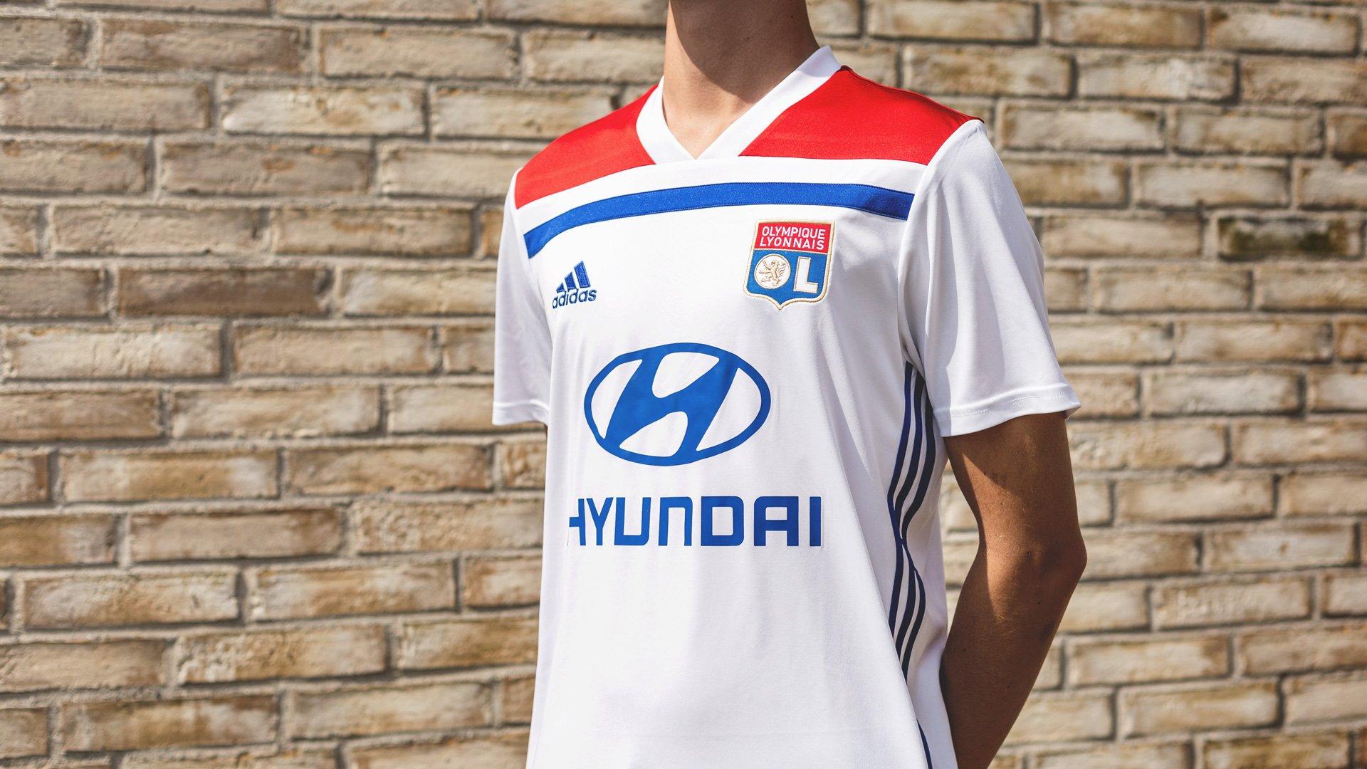 vetement Olympique Lyonnais 2018