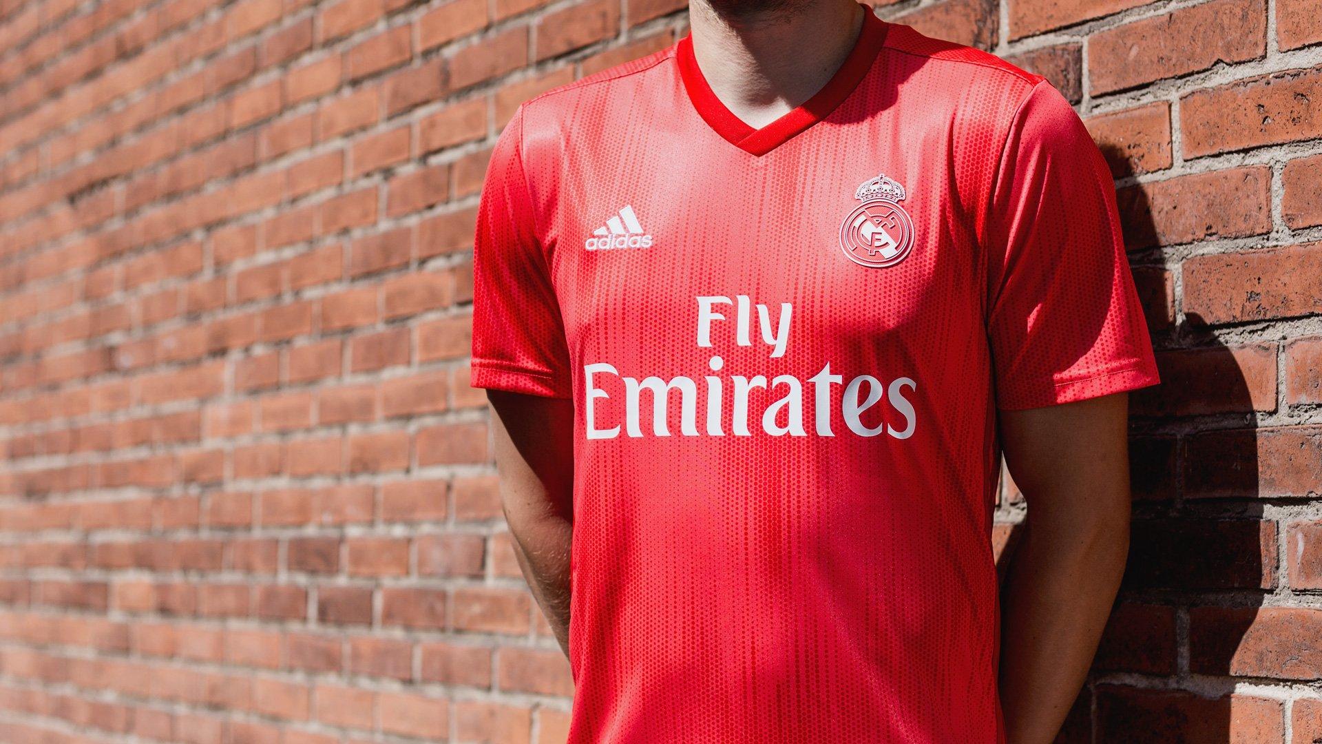009134fbe New Real Madrid 2018 19 Third Shirt