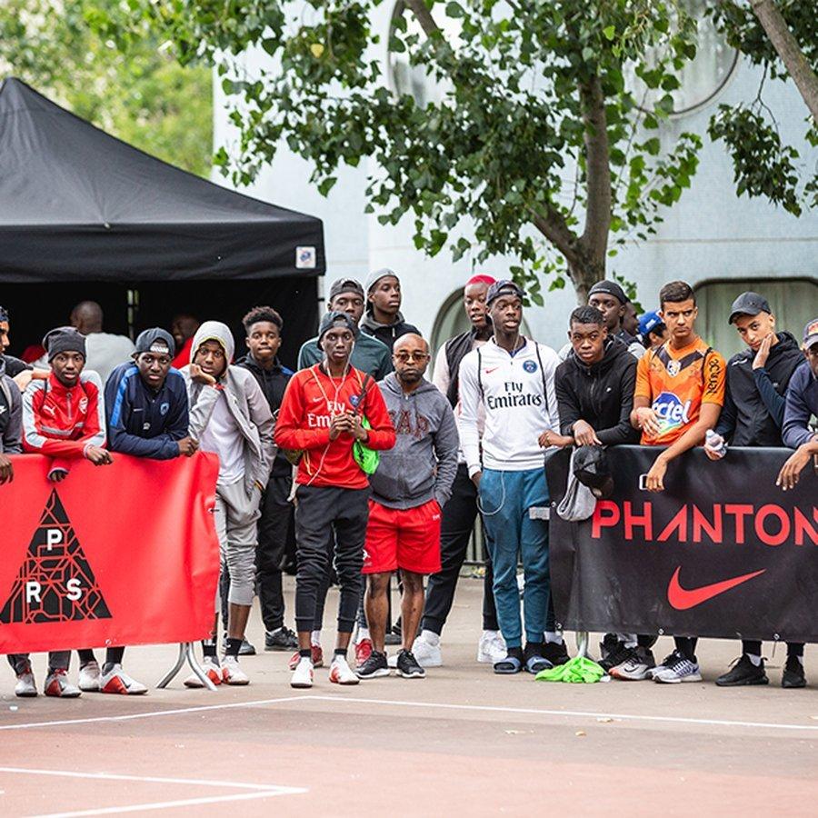 best service where can i buy website for discount Tournoi Nike Phantom Paris | Nike x Unisport