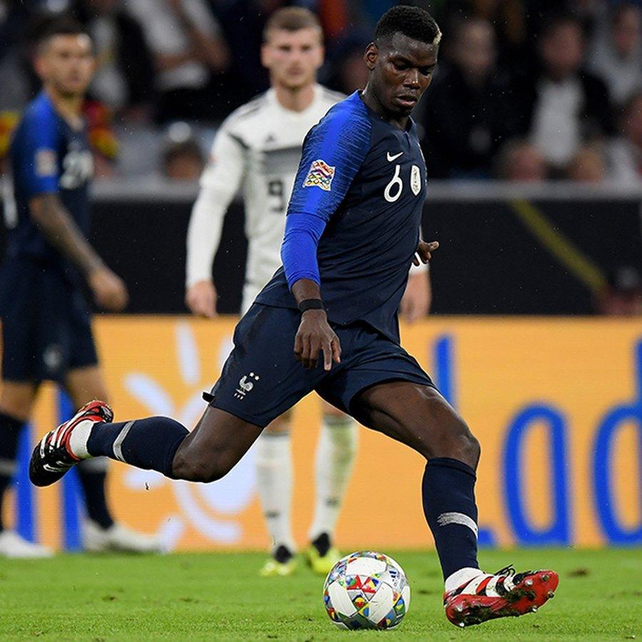 Allemagne France : quelles chaussures ont porté les Bleus ? |