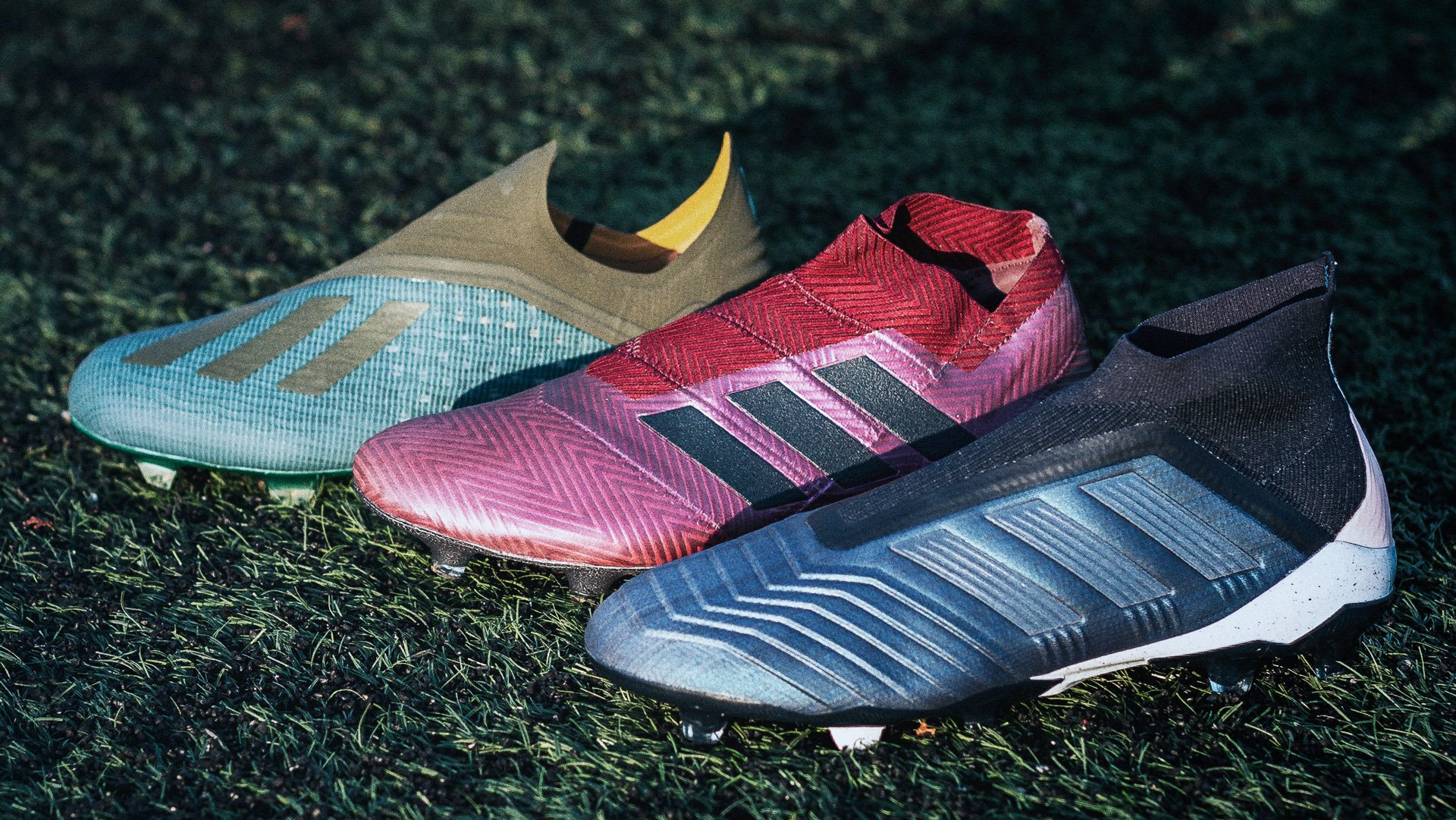 Conectado lazo cuchara  adidas Cold Mode | Read more about the new pack