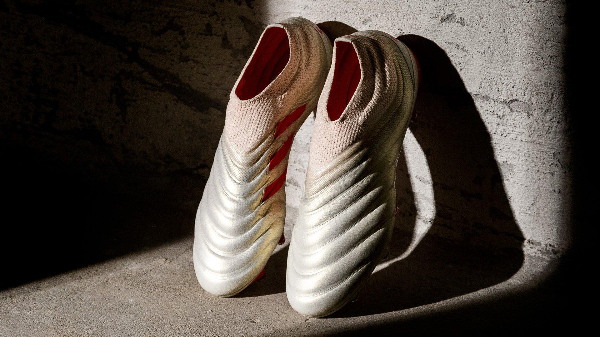 Neuer Copa 19+ | Zeit, die Schnürsenkel wegzulassen |