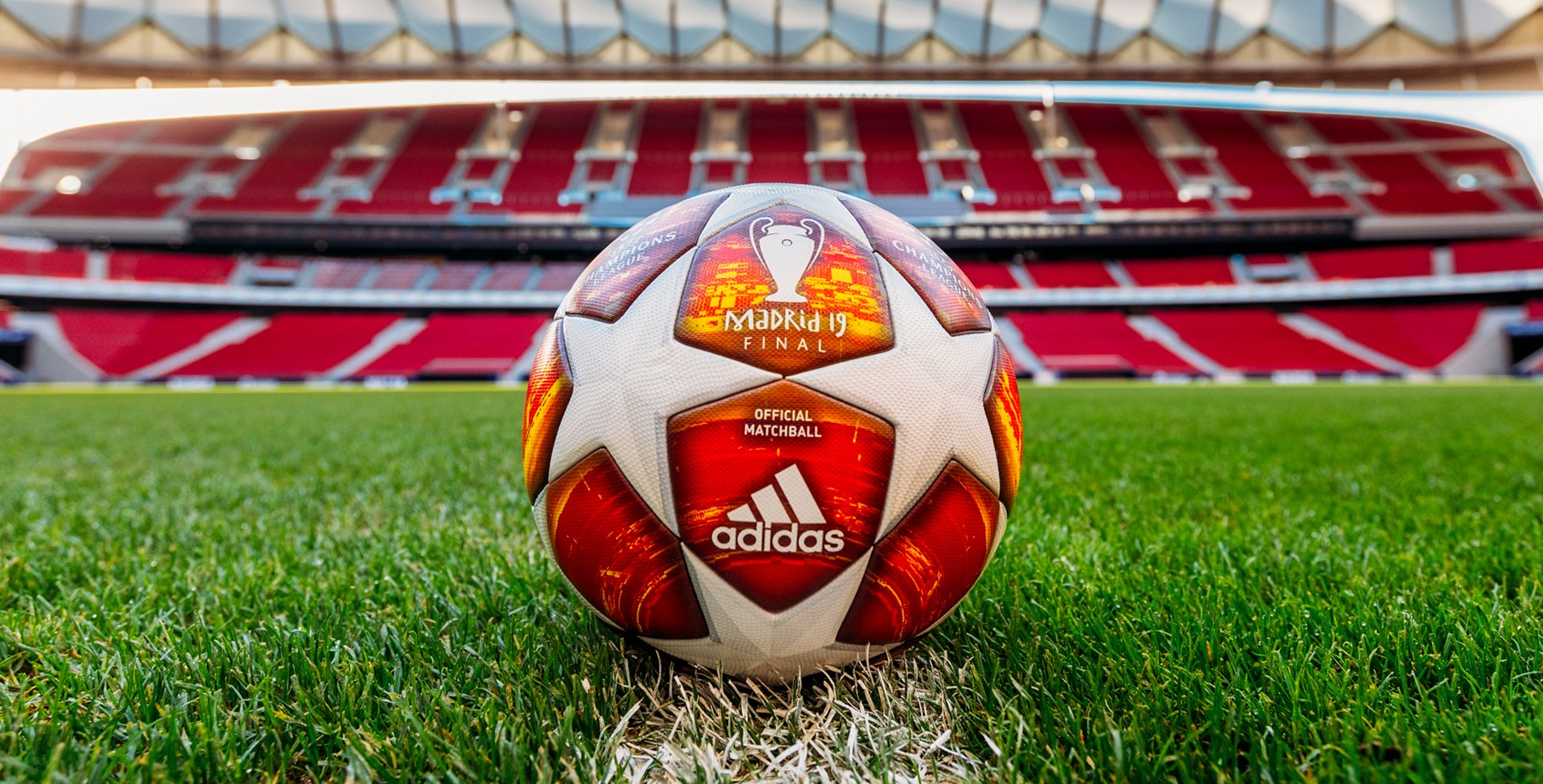 Official Champions League Final Ball Read More About The