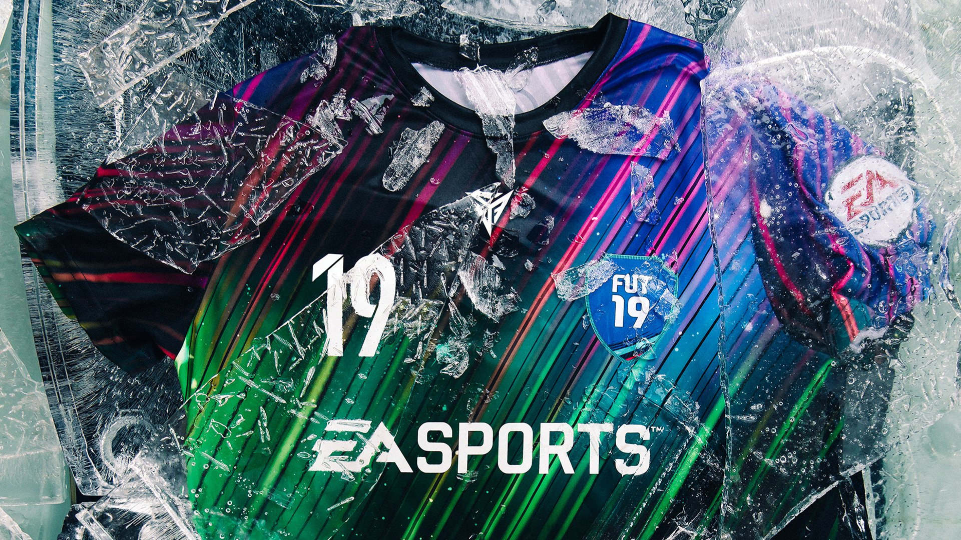 Northern Lights EA SPORTS shirt | Lees er meer over bij