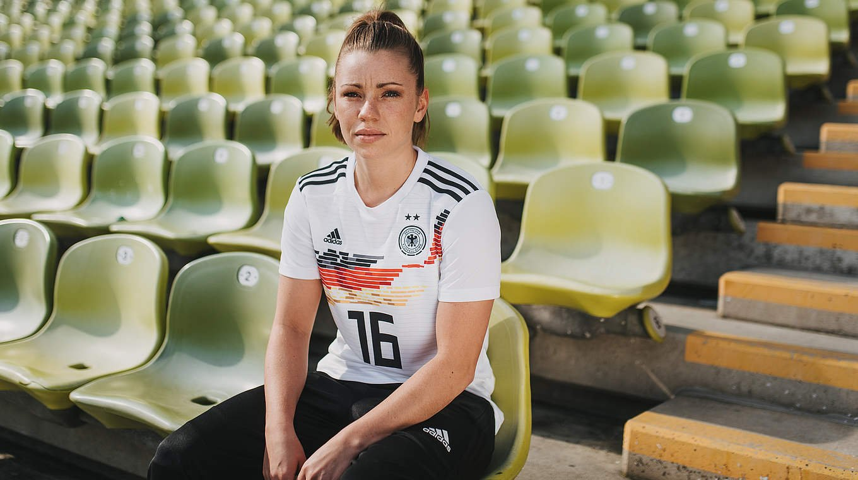 adidas DFB DEUTSCHLAND Trikot Home Damen Frauen WM 2019
