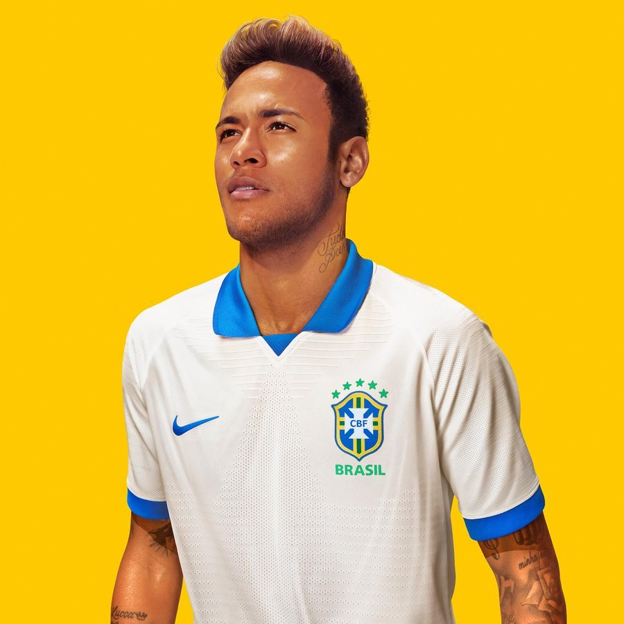 4040178aa Nike launches white Brazil kit