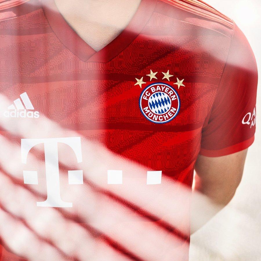 Adidas Presents The Bayern Munich Home Kit 2019 20