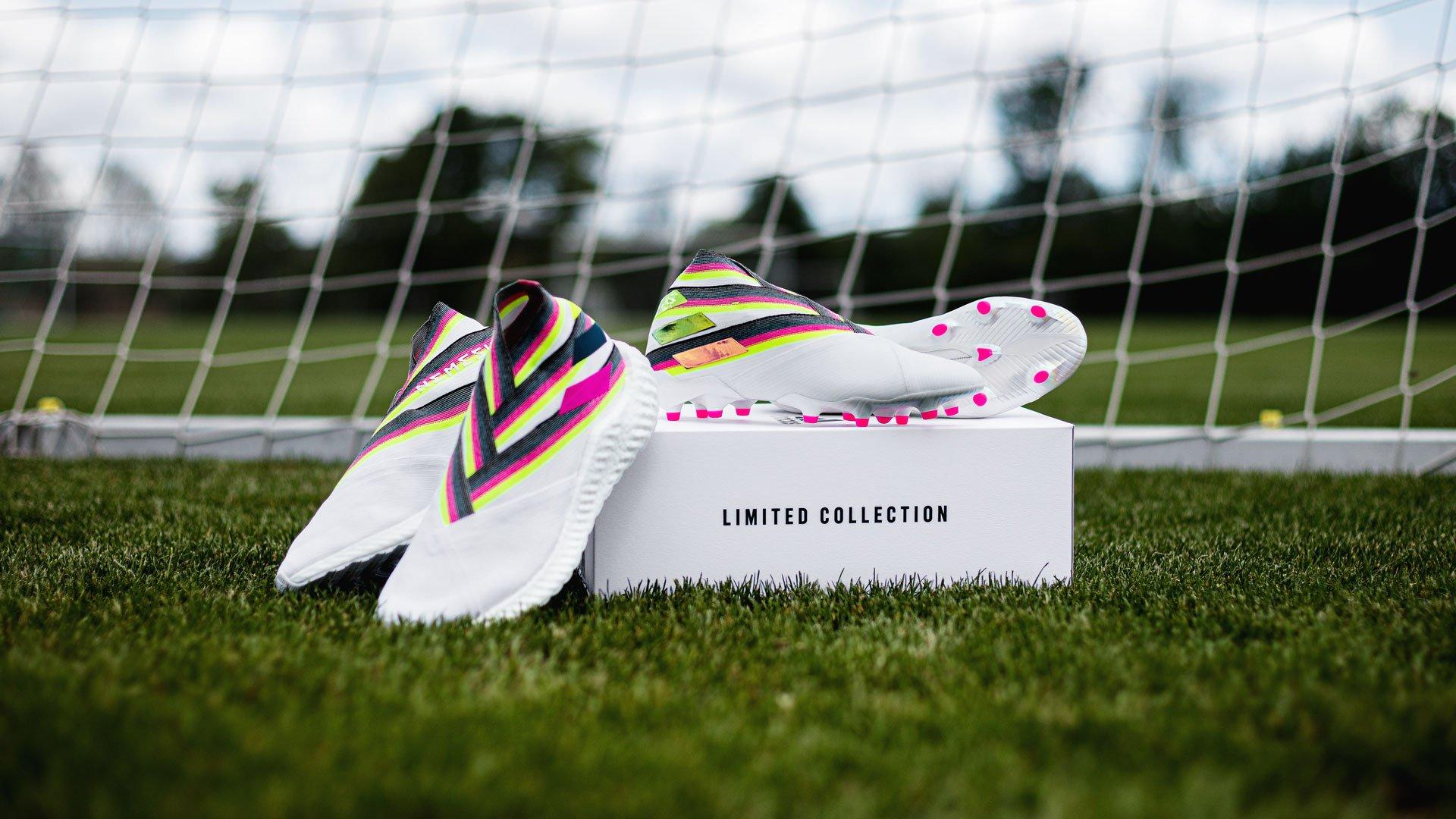 adidas Nemeziz 19+ Polarize Pack Læs mere om    adidas Nemeziz 19+ Polarize Pack   title=  6c513765fc94e9e7077907733e8961cc          Read more about the