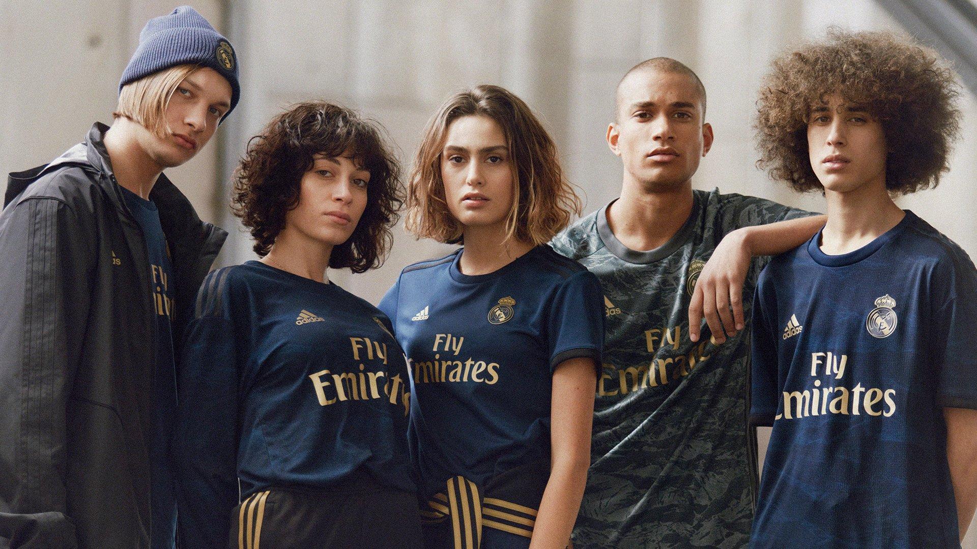 Neues Real Madrid Auswartstrikot Erfahre Mehr Hier Bei Unisport