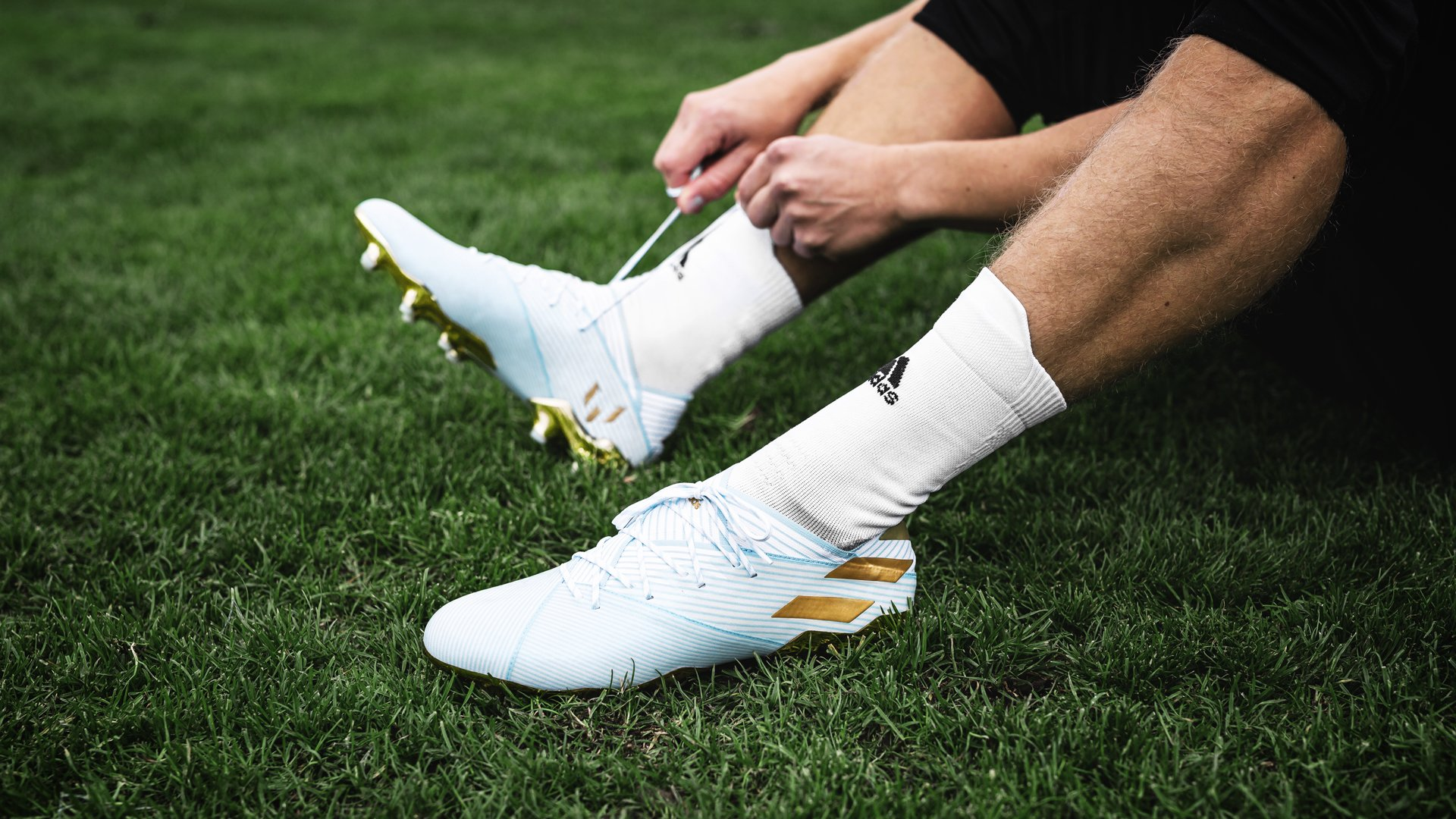New Limited Edition boots for Messi