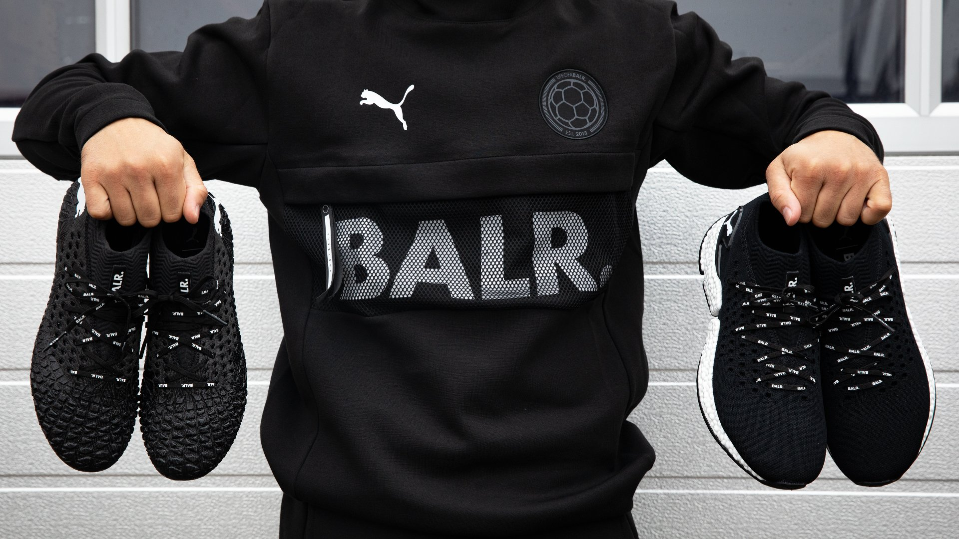PUMA x BALR. collab | Get all the details at Unisport |