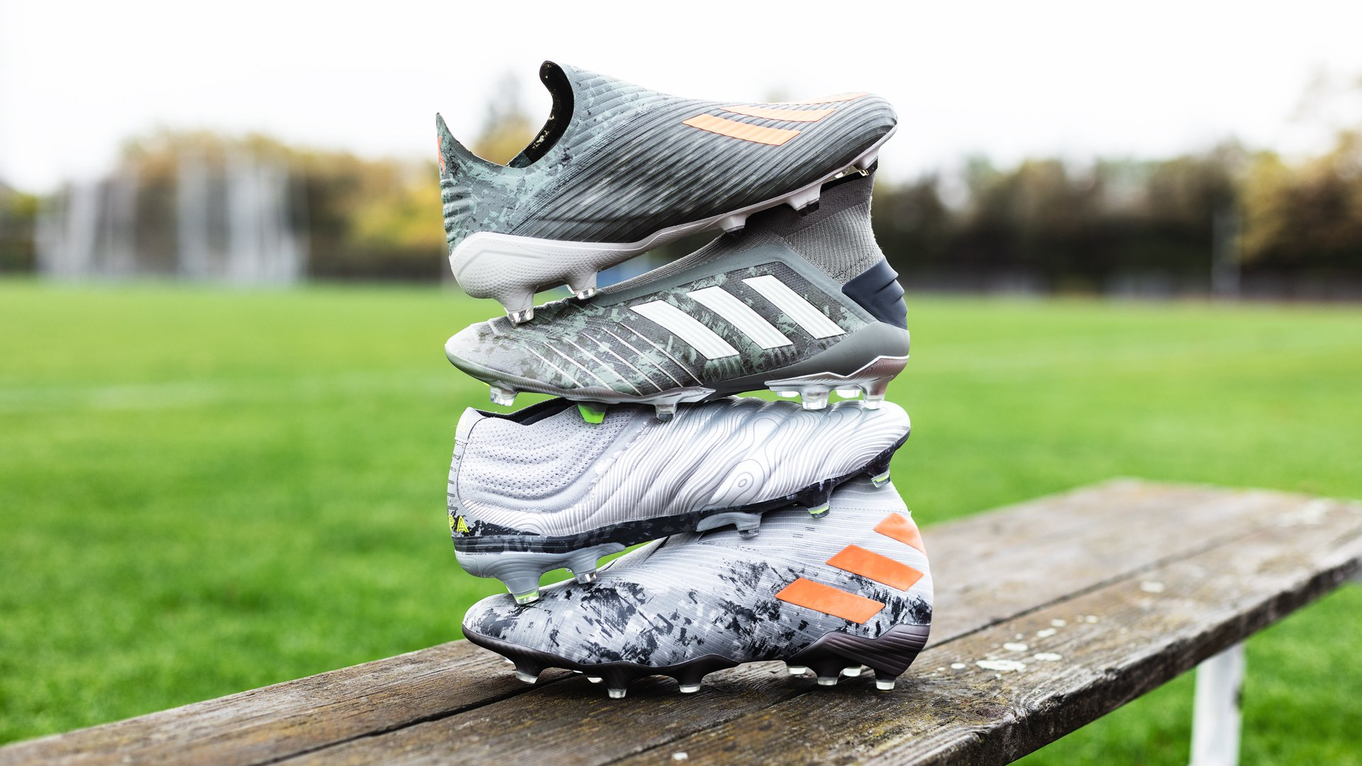 adidas Launch The 'Encryption Code' Pack SoccerBible