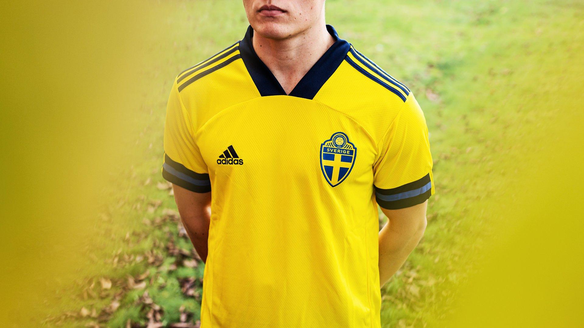 Sverige Hemmatröja 2020 | Läs mer om tröjan från adidas på