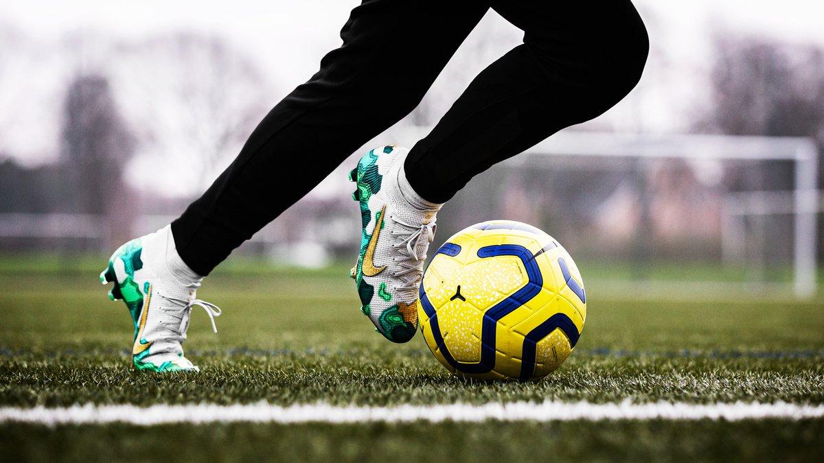 Nouvelle chaussure de foot pour Mbappé | Les nouvelles