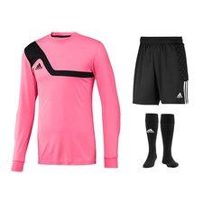 adidas Goalkeeper Kit Pink/Black/Black