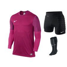 Nike Goalkeeper Kit Pinkblackblack Wwwunisportstorede