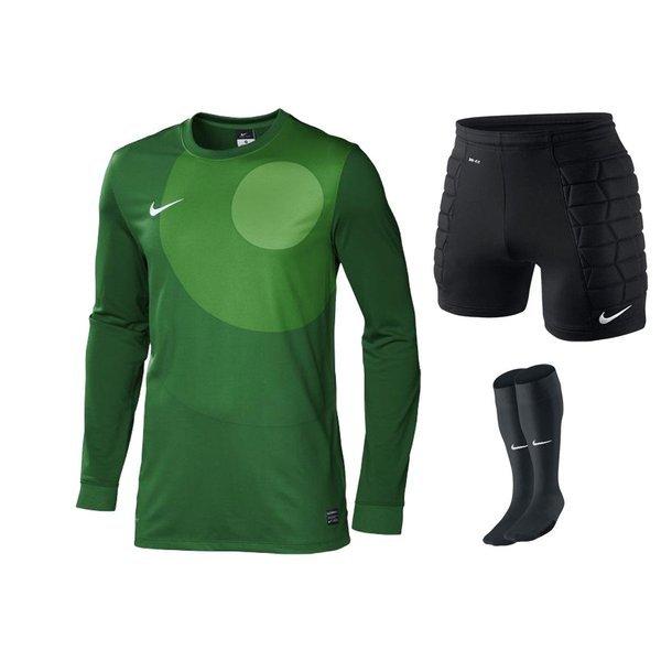 Nike Goalkeeper Kit Greenblackblack Wwwunisportstorede