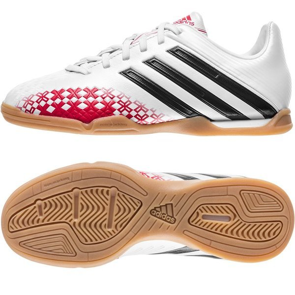 best service 9db67 a9da4 adidas Predator Absolado LZ IN White High Resolution Orange Black. Read  more about the product. - indoor shoes. - indoor shoes image shadow