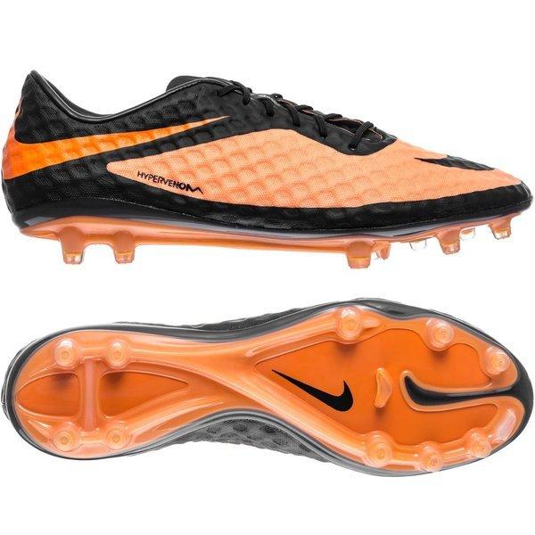 9388cdab6 Nike Hypervenom Phantom FG Black/Bright Citrus | www.unisportstore.com