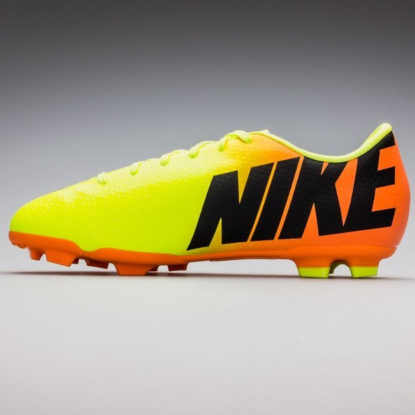 Nike Mercurial Victory IV FG Volt Black - Bright Citrus Kids. Read more  about the product. - football boots. - football boots image shadow. -  football boots d4a2e22cd2126