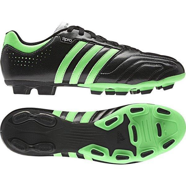 7ecc76ec4 adidas Adipure 11Questra FG Black Green
