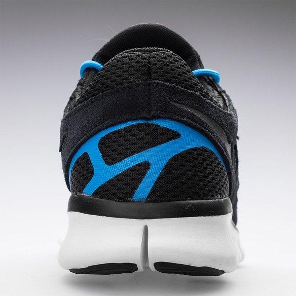 Nike Running Shoes Free Run 2 BlackDark GreyBlue Hero