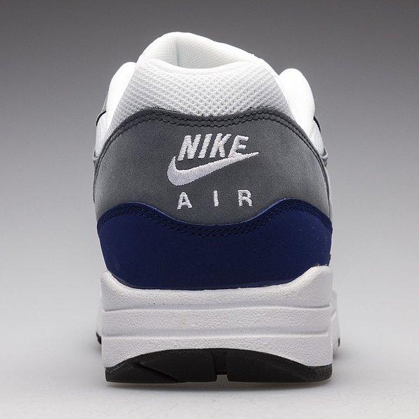 Nike Air Max 1 Essential BlåHvitGrå