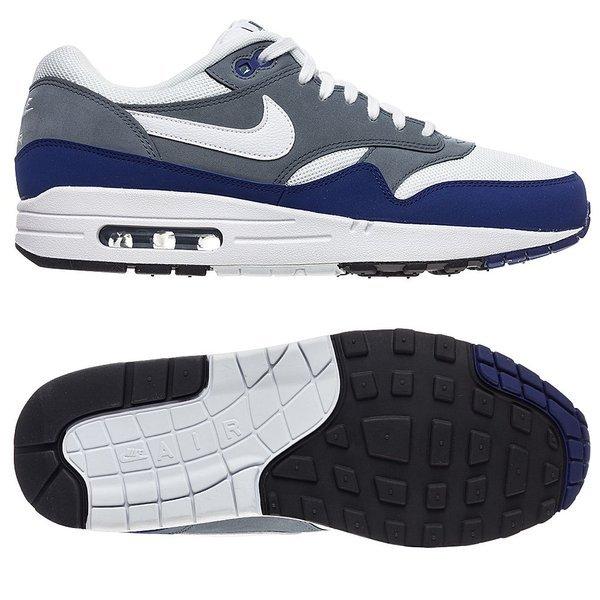 Nike Air Max 1 Essential (Deep Royal BlueWhite Armory Slate