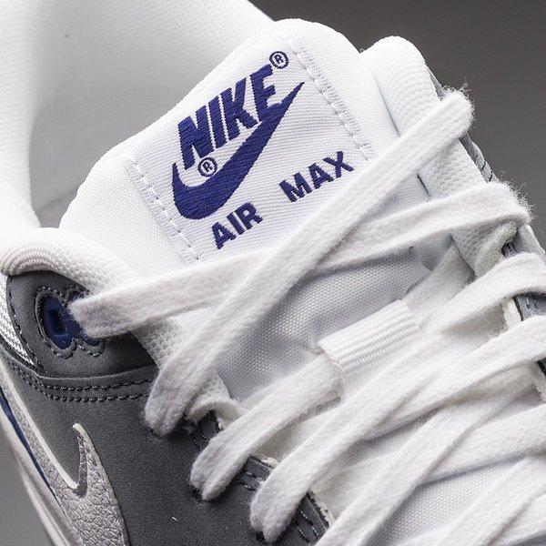 Nike Air Max 1 Essential BlåVitGrå