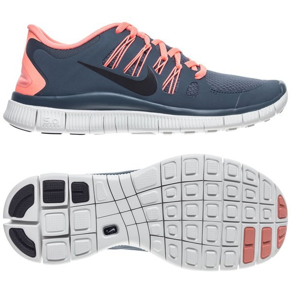best website 872f7 d610c €115. Price is incl. 19% VAT. -29%. Nike Running Shoe Free 5.0+ Navy Atomic  Pink Womens