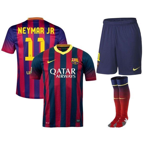 promo code 1025f e68b1 Barcelona Home Kit 2013/14 NEYMAR JR 11 | www.unisportstore.com