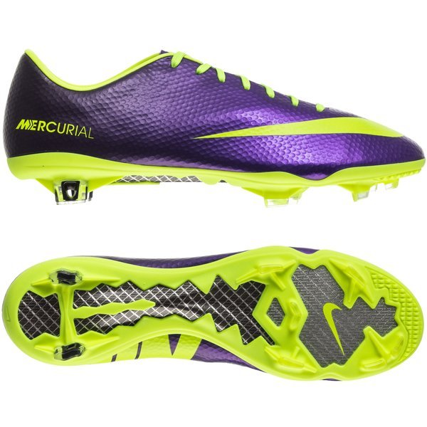 4369fffb5 231.00 EUR. Price is incl. 19% VAT. Nike Mercurial Vapor IX ACC FG Electro  Purple Black Volt