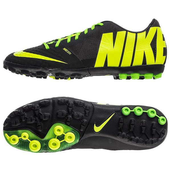 designer fashion 5a4a3 75efe Nike FC247 Bomba II Finale ACC Black Volt-Electric Green. Read more about  the product. - football boots. - football boots image shadow
