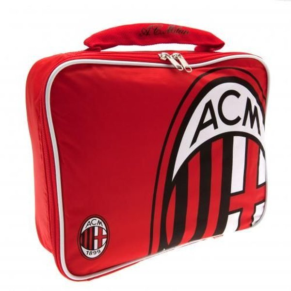 Ac milan lunch bag for Best lunch in milan