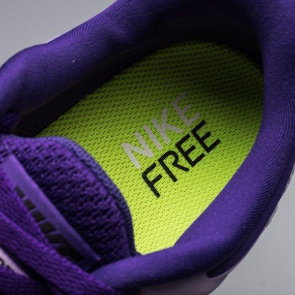 Nike Free Løbesko 5.0+ Lilla Dame