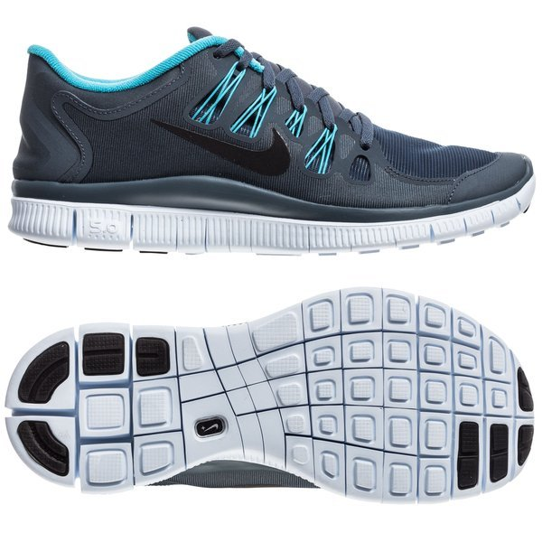 brand new 96625 bd047 €128. Price is incl. 19% VAT. -60%. Nike Free 5.0+ Shield Dark Armory Blue  Black