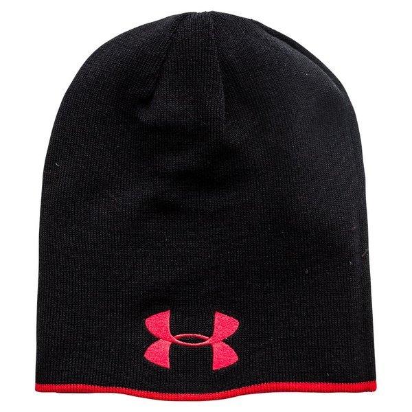 under armour ski hat reversible red black - 7446c76c144