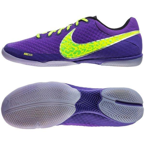 eff39836924 Nike FC247 Elastico Finale II Lilla/Neon   www.unisport.dk