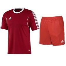 adidas squadra spillesæt rød børn - sæt