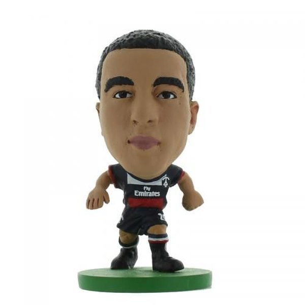 Lucas Moura All Cards: Paris St Germain SoccerStarz Lucas Moura